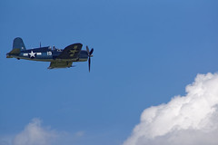 Corsair sky (4paul!) Tags: sun fun gull wing n airshow inverted warbirds f4u corasair