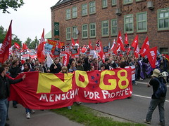 DSCN0877 (kbj102) Tags: germany protest police summit warming rostock global g8 anticapitalism anticapitalist heiligendamm