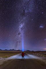 Desert Explorer (vglima1975) Tags: longexposure nature stars landscape space galaxy astrophotography atacama sanpedrodeatacama milkyway atacamadesert inexplore