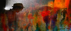 abstract people