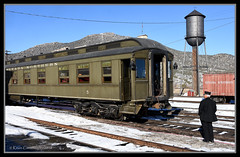 No FRED Here (GRNDMND) Tags: coach nevada trains ely railroads vintageequipment nevadanorthernry