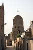 Cairo Northern Cemetery Tomb of Umm Anuk (Princess Tughay) before 1348 Dome (Bruce Allardice) Tags: egypt cairo northerncemetery easterncemetery sultanqaytbay circassian mamluk burji alashraf tomb ummanuk princesstughay dome