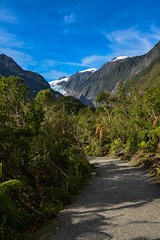 Franz Josef Glacier - 02 (coopertje) Tags: newzealand glacier franzjosefglacier southisland nieuwzeeland gletsjer
