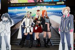 Marvelous -Anime Japan 2016 (Ariake, Tokyo, Japan) (t-mizo) Tags: girls portrait woman art girl japan canon person tokyo women cosplay sigma showgirl   canon5d cosplayer companion lr lightroom tokyobigsight  ariake  bigsight   campaigngirl   lr6        lrcc eos5d3 animejapan eos5dmarkiii 5d3 5dmark3 canon5d3 eos5dmark3 5dmarkiiii  lightroomcc lightroom6 sigma2435mmf2dghsmart sigma2435f2 sigma24352 sigma2435mm sigma2435mmf2 sigma2435mmf2dg sigma2435mmf2dgart sigma2435mmf2art 2016 animejapan2016