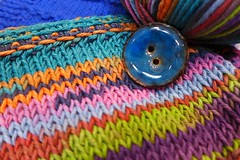 Knitting for Summer! (sifis) Tags: summer color art store colours athens yarn greece  sakalak     sakalakwool