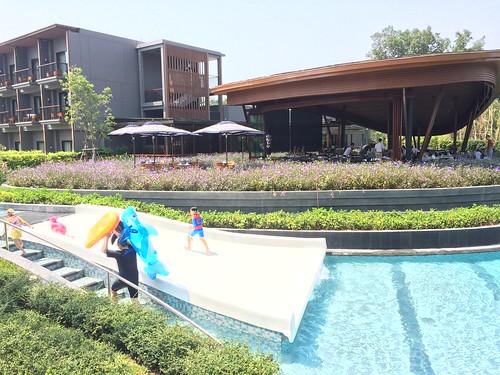 Hua Hin Marriott im April 2016, einen Monat nach der Neueröffnung
