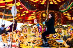 carousel (Tomasz.Wu) Tags: people canon fun carousel