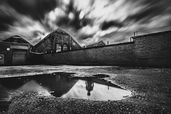 Strange Reflect (quentin_uda) Tags: longexposure blackandwhite strange clouds contrast industrial reflect bnw atx116prodx atx1628mmf28profx