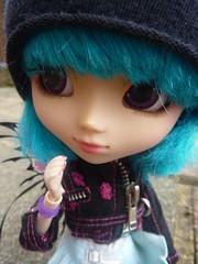 Odette (.PoisonedDeath.) Tags: wings doll pixie planning groove pullip grail jun odette papin rewigged