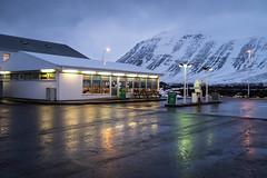 Last night of winter in Siglufjrur (bjornvald) Tags: winter iceland siglufjordur northiceland