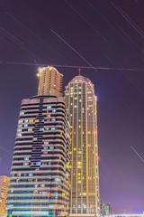 Abu Dhabi Star Trail 12 March 2016 (photothiel) Tags: hotel united uae emirates arab abu dhabi sofitel startrails