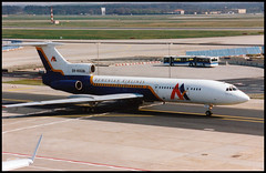 EK-85536 - Frankfurt am Main (FRA) 08.1999 (Jakob_DK) Tags: 1997 fra eddf tupolev tupolev154 tupolev154b tupolev154b2 tu154 tu154b tu154b2 careless rme armenianairlines
