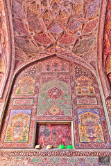 Wazir Khan Mosque (aliabdullah.176) Tags: pakistan heritage architecture arches mosque khan lahore hdr masjid t3i mughal wazir oldlahore