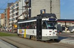 6210 24 (brossel 8260) Tags: belgique tram gent gand delijn mivg