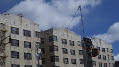 "The So ""Grand Concourse"" - IMGP3929 (catchesthelight) Tags: nyc 1920s architecture buildings 1930s apartments bronx 1940s artdeco trio deco artmoderne architecturaldetails grandconcourse"