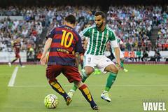 Betis - Barcelona 053 (VAVEL Espaa (www.vavel.com)) Tags: fotos bara rbb fcb betis 2016 fotogaleria vavel futbolclubbarcelona primeradivision realbetisbalompie ligabbva betisvavel barcelonavavel fotosvavel juanignaciolechuga