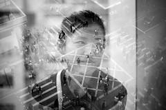 big city dreaming (MdKiStLeR) Tags: street portrait urban bw motion blur hongkong asia candid layers kowloon tst movment 2016 urbanx mdkistler bigcitydreaming copyrightmichaelkistler