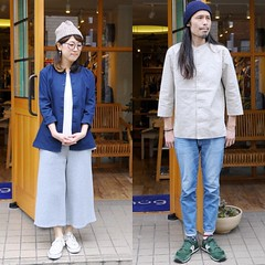 April 24, 2016 at 07:41AM (audience_jp) Tags: fashion japan shop tokyo audience style jacket  sung madeinjapan       ootd