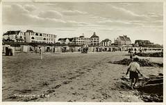 1052 - PC Noordwijk ZH (Steenvoorde Leen - 2.1 ml views) Tags: history strand boulevard postcards noordwijk kust ansichtkaart noordwijkaanzee badplaats oldcards oudnoordwijk