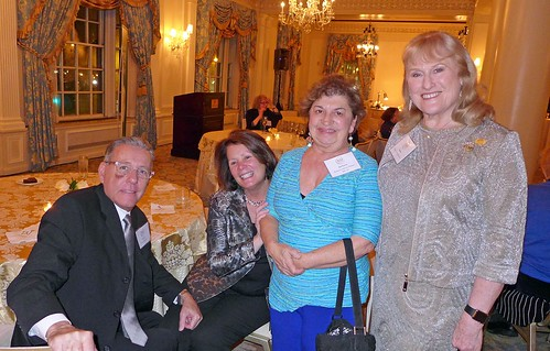 Boston Centennial Reception