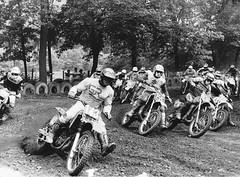 Viarengo Piero (motocross anni 70) Tags: honda 1982 motocross 250 partenza motocrosspiemonteseanni70 pieroviarengo