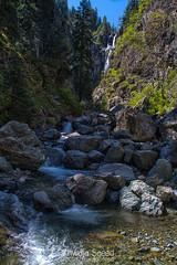 Jarogo WaterFall (Khwaja Saeed) Tags: fall nature water landscape waterfall hidden swat mingora landscapelover jarogo