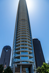 201605_Dallas_005 (guydilger) Tags: building weather skyline skyscraper dallas texas tx sunny clear uptown condo highrise kera kludgewarren