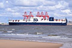 Atlantic Star & Liverpool 2 (Gareth Garbutt) Tags: acl rivermersey atlanticstar atlanticcontainerline