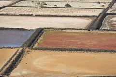 Salinas (Jan van der Wolf) Tags: colors lines composition landscape perspective lanzarote salinas landschap lijnen saltpan saltpans salinasdejanubio zoutpan zoutpannen map15066v