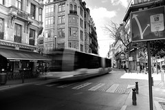 Brussels, 2016 (bl.photographie) Tags: brussels blackandwhite streetphotography bruxelles streetphoto