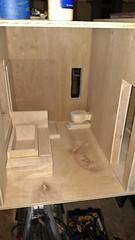 1/6 scale Bathroom project. (Ken Haseltine Regent Miniatures) Tags: bathroom 16 16scalefurniture regentminiatures kenhaseltine 16scalehouse
