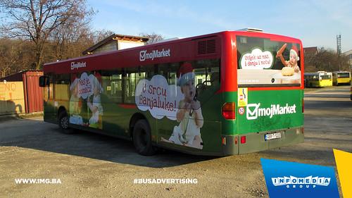 Info Media Group - Moj Market, BUS Outdoor Advertising, Banja Luka 12-2015 (2)