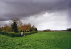 (Adrian Woodhouse) Tags: dog deutschland walk master hund german gassi herrchen typisch urinieren pinkeln gassigehen wildpinkeln