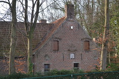 Hof ten Dale, Hillegem (Erf-goed.be) Tags: geotagged hoeve oostvlaanderen herzele archeonet hillegem geo:lat=508981 hoftendale geo:lon=38703