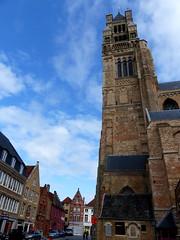 P1030136-Bruges, Belgium (CBourne007) Tags: city architecture buildings europe belgium bruges veniceofthenorth