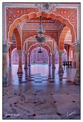 City Palace (msankar4) Tags: pink jaipur rajah citypalace goldentriangle pinkcity rajastan folksy rajputs princelystate