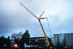 Crane SciLib (Wolfram Burner) Tags: price oregon allan construction university crane library commons science eugene research uo uofo universityoforegon scilib