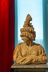 Eternal Beauty (oshcan) Tags: philadelphia beauty museum nikon bust middleages 2470mm28 d4s