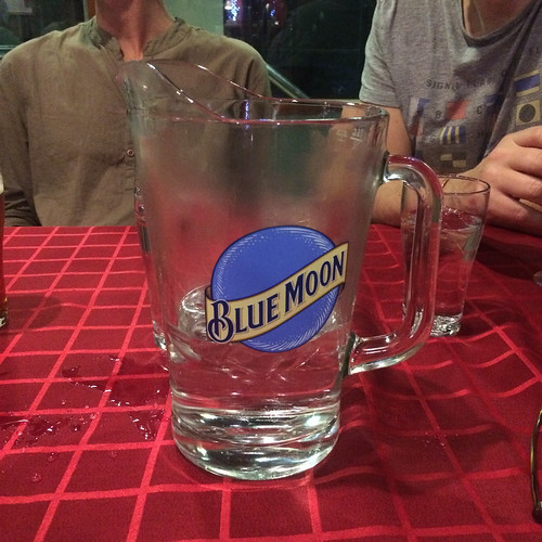 Blue Moon jug