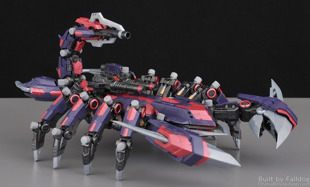 HMM Zoids - Death Stinger Review 27 by Judson Weinsheimer