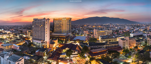 Chiang Mai City View
