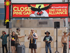 Invasion Day march and rally 2016-1260017.jpg (Leo in Canberra) Tags: march rally protest australia canberra australiaday act indigenous invasionday garemaplace 26january2016 aboriginalandtorresstraightislanders lestweforgetthefrontierwars endtheusalliance closepinegap