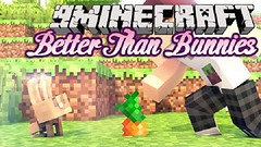 Better Than Bunnies Mod 1.8.9 (MinhStyle) Tags: game video games gaming online minecraft