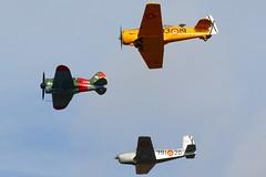 FIO  Fundacin Infante de Orleans (Antonio Doblado) Tags: airplane aircraft aviation fio aviacin torrejn aire75
