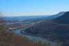 View from Signal Mtn Point Park (Yer Photo Xpression) Tags: chattanooga landscape tennessee lookoutmountain hdr tennesseeriver signalmountain tamron1750mmf28di canoneos40d racoonmountain ronmayhew