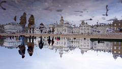 Curious Puddle (Raw Talent Photos) Tags: uk london history rain architecture wonder relax puddle different relaxing royal architectural historic queen surprise curious majesty 500px ifttt rawtalentphotos