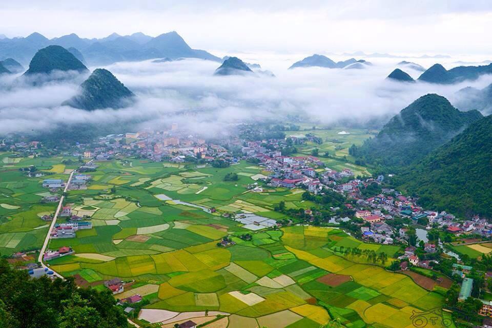 thung lũng Bồng Lai