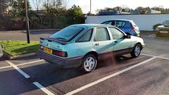 1991 Ford Sierra GLS I (>Tiarnán 21<) Tags: uk ford 1 sierra l 1991 rare 83 gls