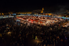 (Kujo1087) Tags: street trip light composition photography lights place market morocco passion marrakech fujifilm feeling fujinon jamaaelfna