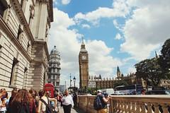 (Stephanie DiCarlo) Tags: city uk england london westminster unitedkingdom britain bigben